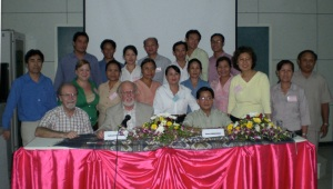 IFLA National University of Laos Information Literacy workshop, June 2008