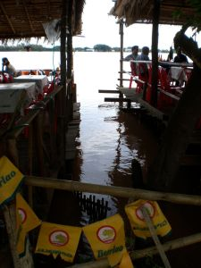 mekong riverside restaurants
